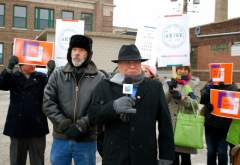 Jorge Mujica, Arise Chicago and Richard Monje, Workers United